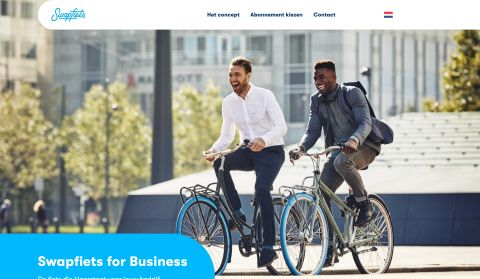 Swapfiets for Business